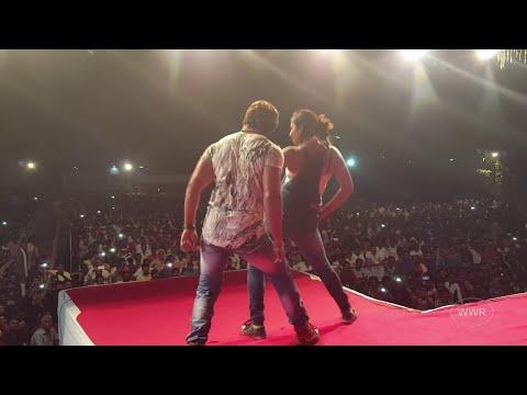 Khesari Lal Yadav and Gloory Moohanta live performance | Laga Ke Fair Lovely