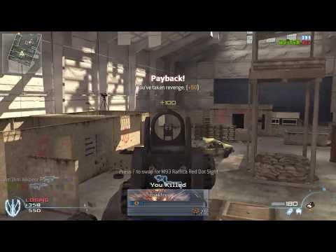 IW4X LaN Without Internet - 4 Player - YouTube