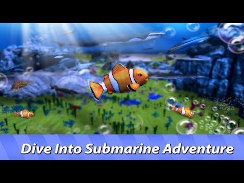 🐠Ocean Clownfish Simulator Dive in sea adventure!-By Wild Animals World-Android