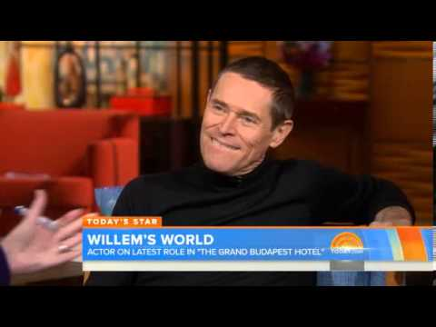 Willem Dafoe: Philip Seymour Hoffman death 'a tragedy'