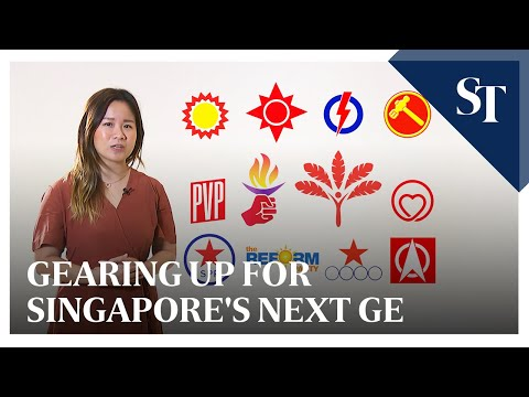 How ready are the political parties for Singapore's next GE? | The Straits Times