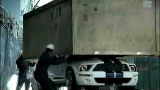 2007 Ford Shelby Cobra GT500 SVT television commercial