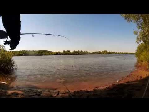 ока рыбалка гиблицы