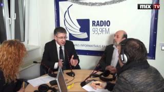 Mix TV: Программа Voice Control 10 января 2012 года