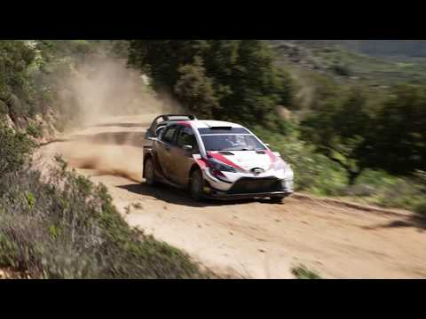 PRE-Event Test for Rally Argentina 2018