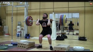#WEIGHTLIFTING  - вечный наш соперник и партнер.YRR