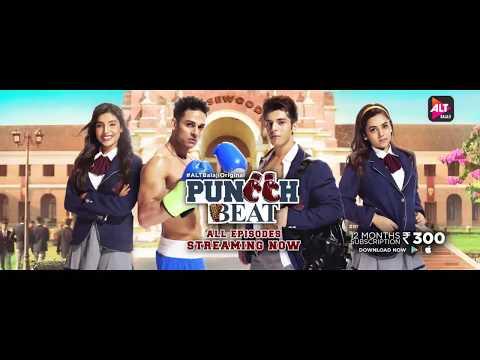 Puncch Beat | Streaming Now | Vikas Gupta | Priyank Sharma | Siddharth Sharma | ALTBalaji Mp3