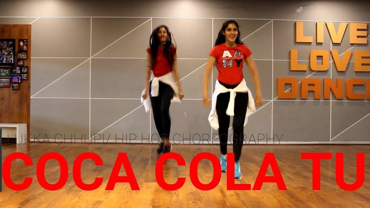 COCA COLA/ HIP HOP/ GIRLS DANCE/ RITU'S DANCE STUDIO