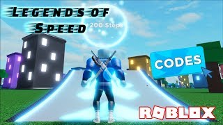 Legends Of Speed en Roblox (CODE)