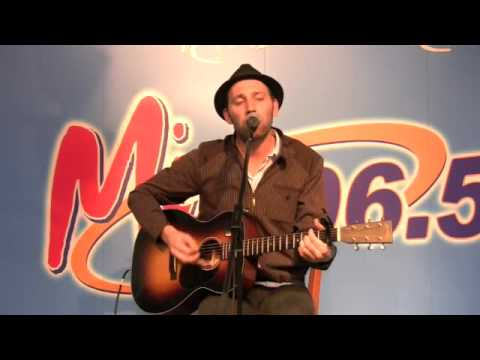 Mat Kearney - Undeniable - Live @ Mix 106.5 San Jose HQ