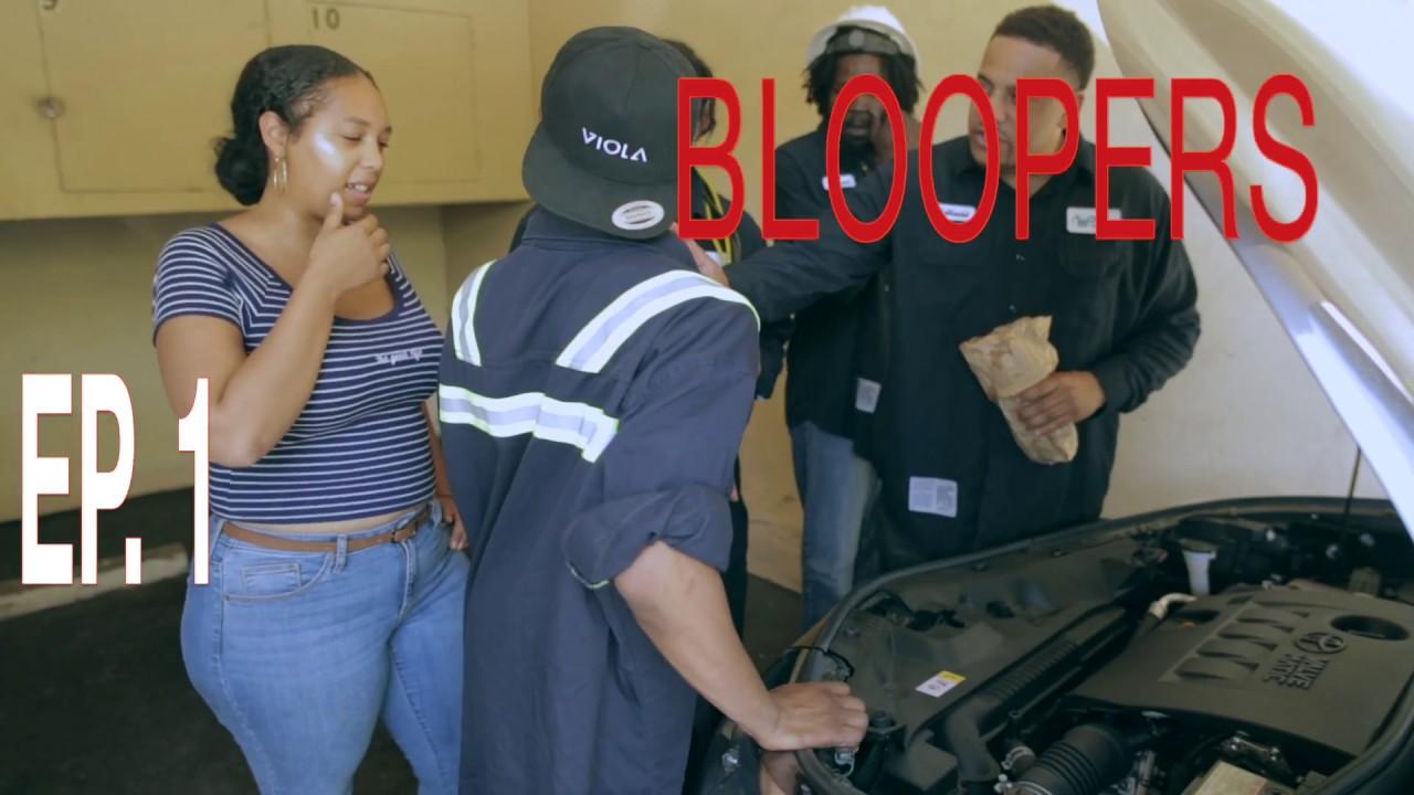 Hood Mechanic Bloopers