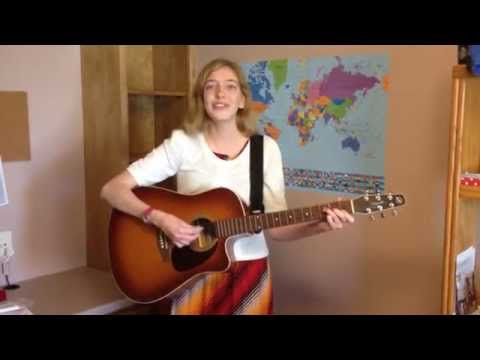 He Reigns by the Newsboys (Cover on Guitar)