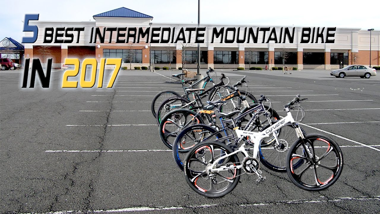 5 Best Intermediate Mountain Bike In 2017 Best Cross Country