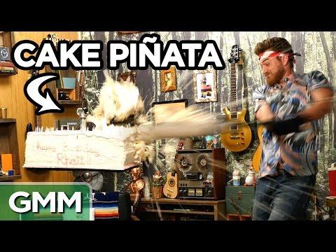 Will It Piñata? Smash Test