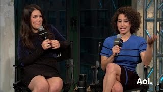 Ilana Glazer and Abbi Jacobson On