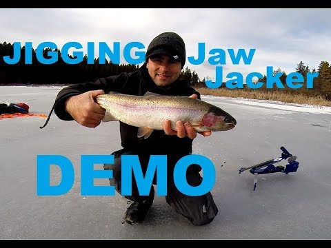 Jigging JawJacker Demo How to and Review