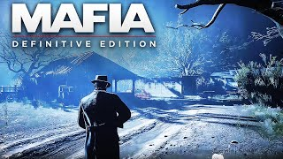 Mafia: Definitive Edition - Official 4K Gameplay Reveal Teaser