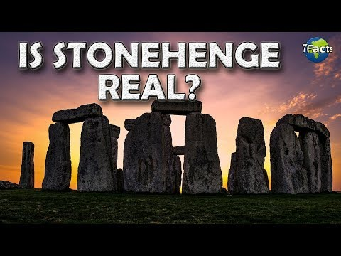 Is Stonehenge a real monument?