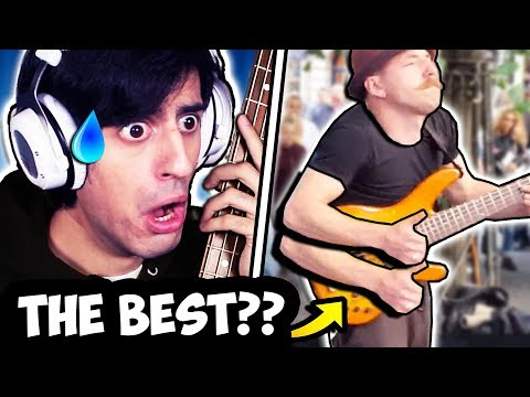 They Said He's the BEST BASSIST IN THE WORLD...