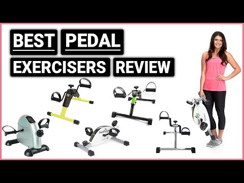 Pedal Exerciser | Top 5 Best Pedal Exercisers Review in 2019 | Must Watch Before Buying