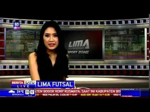Klasemen LIMA Futsal Greater Jakarta Conference 2
