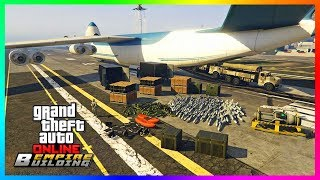 GTA Online Kingpin Empire Building Business DLC NEW Details - Independence Day 2018 Update & MORE!