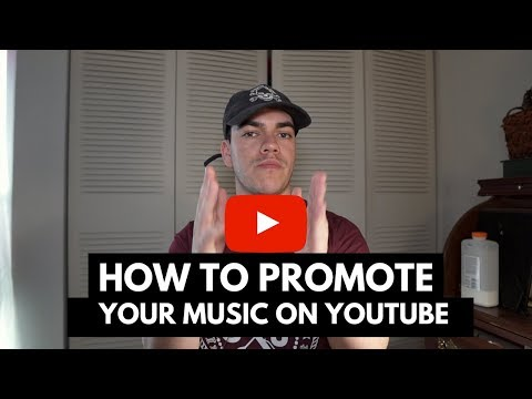 How to Promote Your Music on Youtube in 2019 | BEST Tips Youtube for Musicians