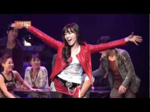 Tiffany (SNSD) Musical FAME Showcase 1 Nov07.2011 GIRLS' GENERATION