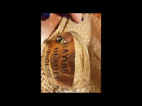 Beautiful Spoon Bracelet from Etsy