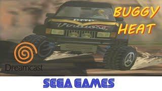 Buggy Heat - バギーヒート aka TNN Motorsports Hardcore Heat (Quick Gameplay) Dreamcast