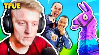 TFUE GETS TROLLED IN PRO SCRIM GAME | Fortnite Daily Funny Moments Ep.212