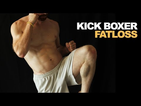 5 Min Rapid Fat Loss Workout Kickboxing Cardio ft. Mike Zhang