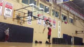 6'1 J-Killz :: Off the wall To 'D Howard' Tap off the Glass:: Pump Over:: tomahawk windmill