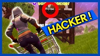FORTNITE SHOPPING CART HACKER DROPS 54 KILLS!! EXPOSED!!