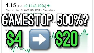 Gme Stock Price To Soar 500% Potential ?   Gamestop Headed Toward Bankrupt Or Recovery?