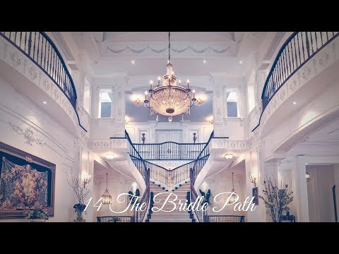$13,990,000 MILLION Bridle Path Home In Toronto