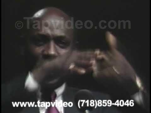 Dr  Naim Akbar Clinical Psychologist What It Is About Black People That Terrifies White People
