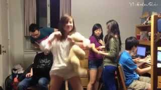 vn s harlem shake version mie nguyen sexy girl youtube