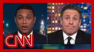 Don Lemon on Trump: When people are laughing at you, you're the joke