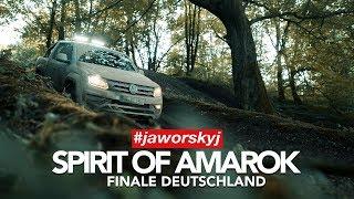 OFFROAD + FOTOGRAFIEREN 📷SPIRIT OF AMAROK Finale Deutschland 2018