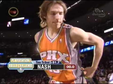 NBA Skills Challenge 2005 (full)