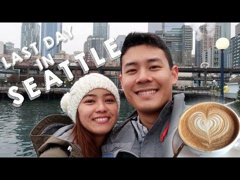 Seattle Vlog | Bainbridge Island, Ballard Locks, & Seattle's Food