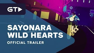 Sayonara Wild Hearts - Official Xbox One Announcement Trailer