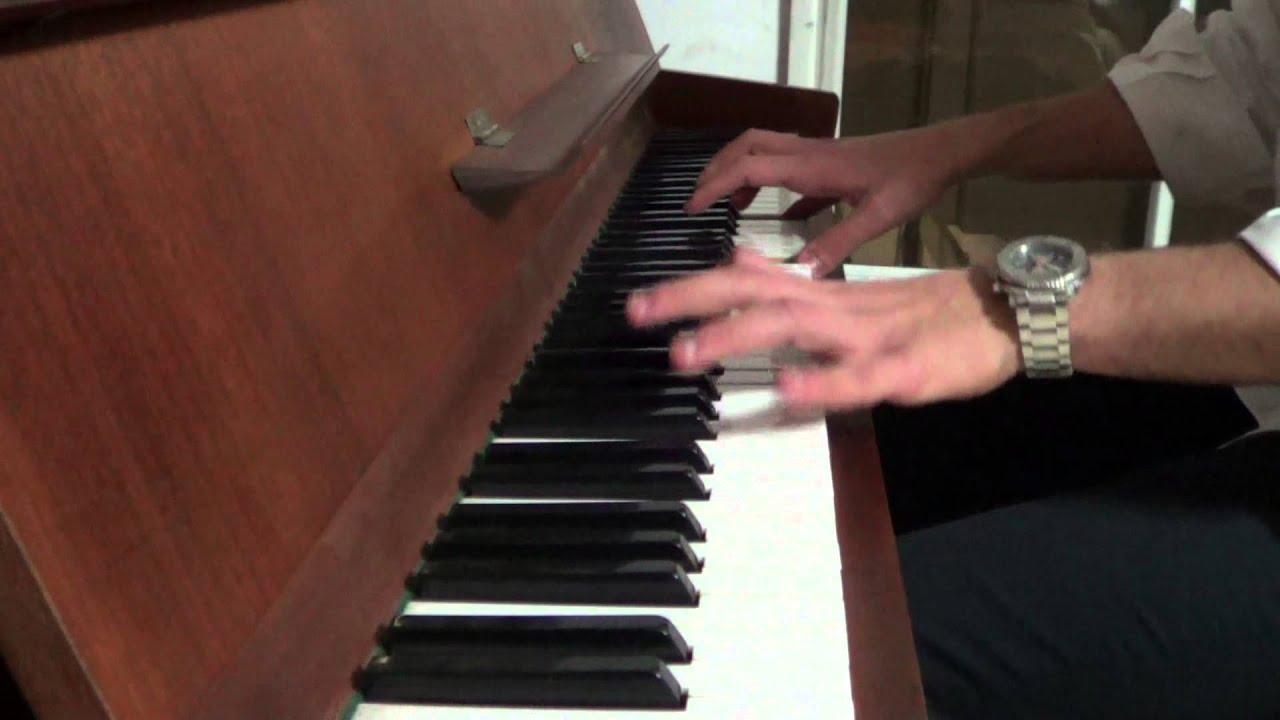 cry no more yaakov shwekey piano solo yossef peretz