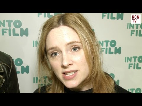 Sophie Rundle  Into Film Awards