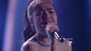 Alejandra canta 'Ya Te Olvidé'  | La Voz Kids 2016