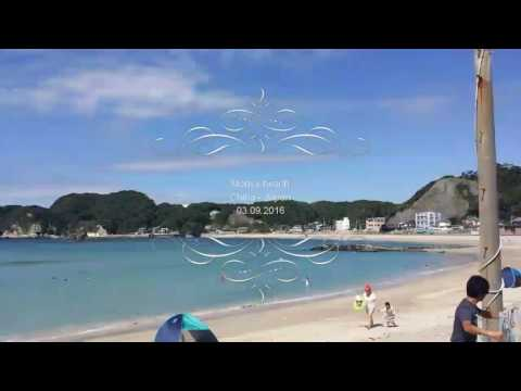 Moriya beach - Katsuura Chiba Japan