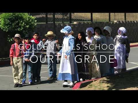 Pioneer Day at Golden Hills School