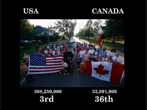 USA vs CANADA: Better Place to Live?