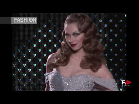 ZUHAIR MURAD  - Spring Summer 2008 Haute Coture -  Fashion Channel
